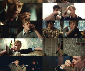 kill your darlings, lucien carr, and alen ginsberg image