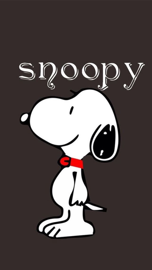 snoopy wallpaper iphone discovered by