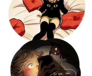 ladybug, Chat Noir, and marinette image
