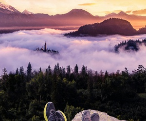 adidas, city, and landscape image
