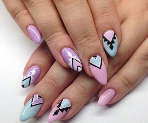nails and princess image