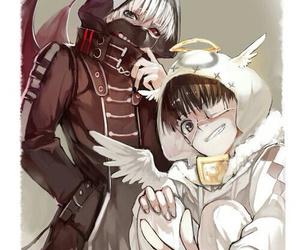 anime, kaneki ken, and boy image