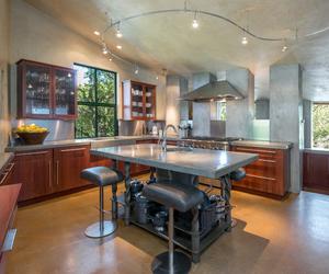 california, dream home, and interior image