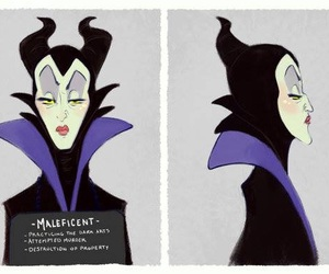 disney, maleficent, and jennifer shari ewing image