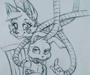 mangle and plushtrap image