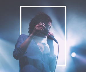 music, matty healy, and the 1975 image