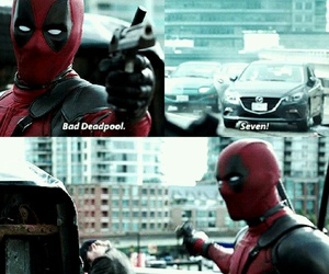 actor, deadpool, and funny image