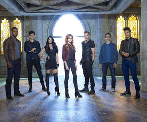 jace, clary, and shadow hunters image