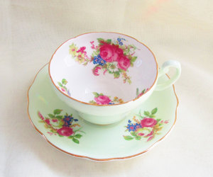 chic, english garden, and etsy image