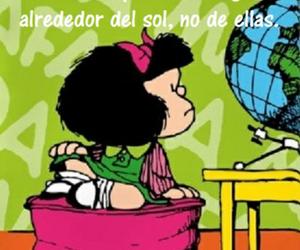 mafalda, mundo, and personas image