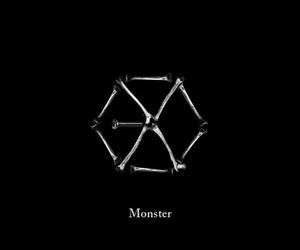 exo, monster, and Chen image