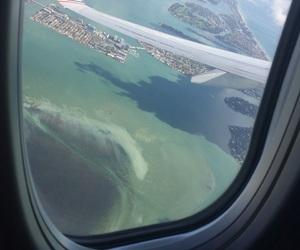 Miami, trip, and ocean image
