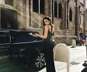fashion, cannes, and car image