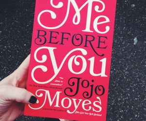 book, me before you, and read image