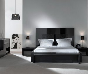 interior, bedroom, and cozy image