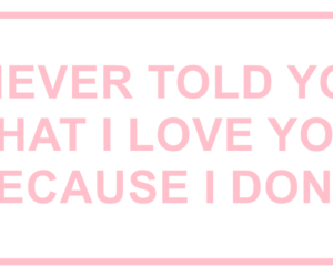 never, png, and quote image