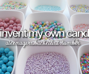 candy, bucket list, and before i die image