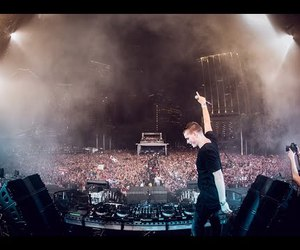 dj, youtube, and ultra music festival image