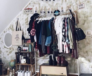 room, clothes, and inspiration image