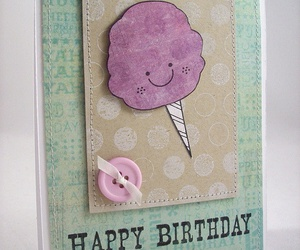 cards, diy, and bithday image