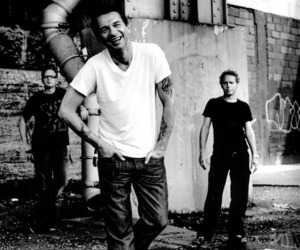 depeche mode, dave gahan, and martin l. gore image