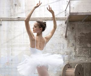 ballerina, classic, and dance image