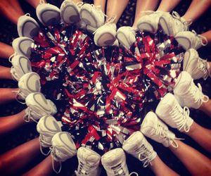 cheerleader and cheer image