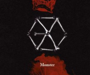 exo, monster, and exo wallpaper image