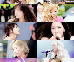 girls generation, jessica tiffany, and yuri taeyeon image