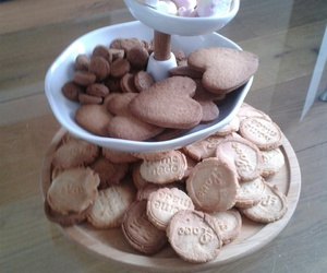 Cookies, marshmallows, and food image