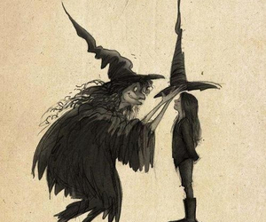 witch and hat image