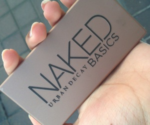 makeup, tumblr, and nakedpalette image