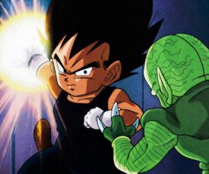 dragon ball z and vegeta image