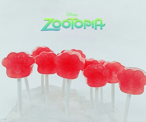 candy, disney, and gummy bears image