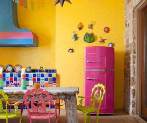 colors, design, and home image