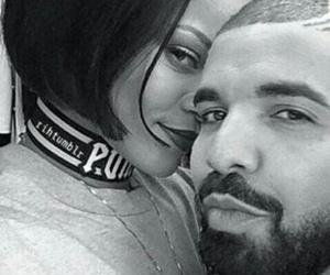 Drake and riri image