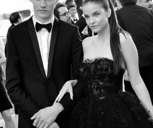lucky blue smith, model, and barbara palvin image
