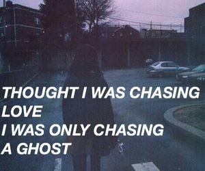 all caps, against the current, and chasing ghosts image