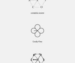 exo, monster, and Logo image