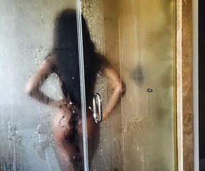shower and body image
