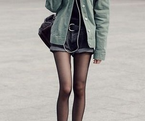 fashion, outfit, and grunge outfit image