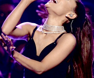 beautiful, focus, and ariana grande image