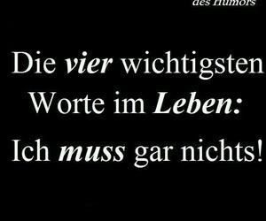 deutsch, lustig, and sprüche image