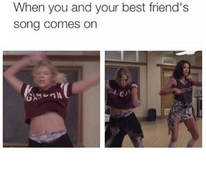 funny, song, and pretty little liars image