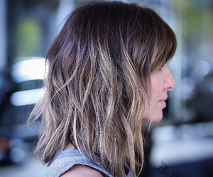 hairstyle and longbob image