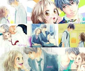 couple, cute couple, and manga image