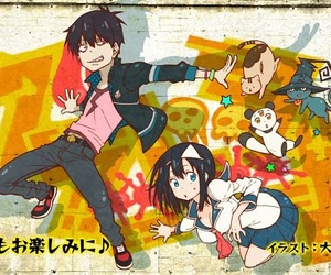 beans, blood lad, and staz image