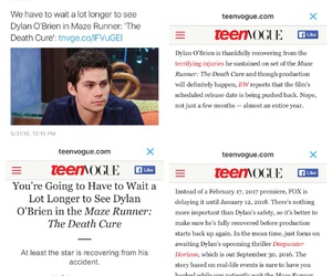 mtv, Teen Vogue, and teen wolf image