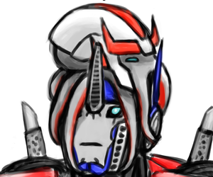 funny, tranformers, and prime image