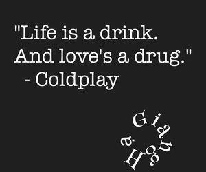 coldplay, music, and song image